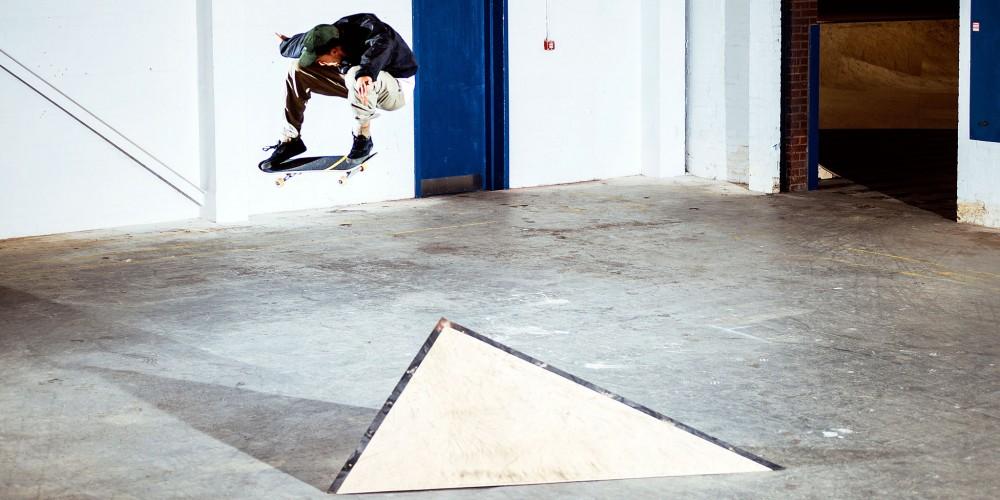 Skateboard Group Lessons at The Loading Bay Skatepark Glasgow