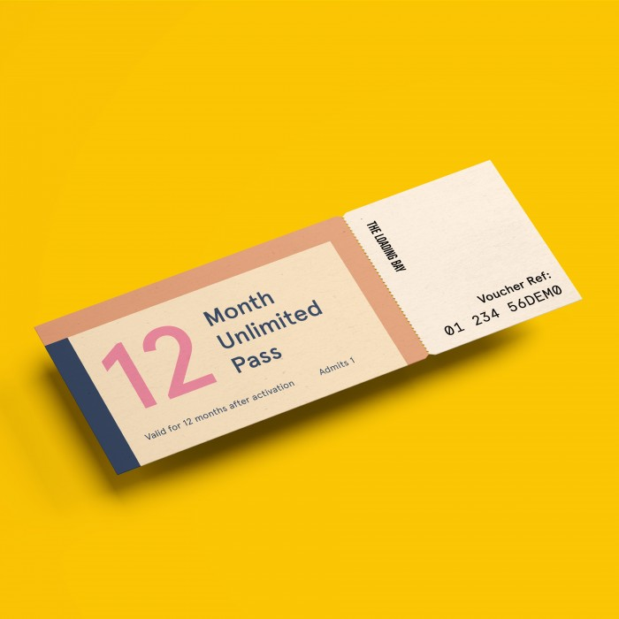 12 Month Unlimited Pass