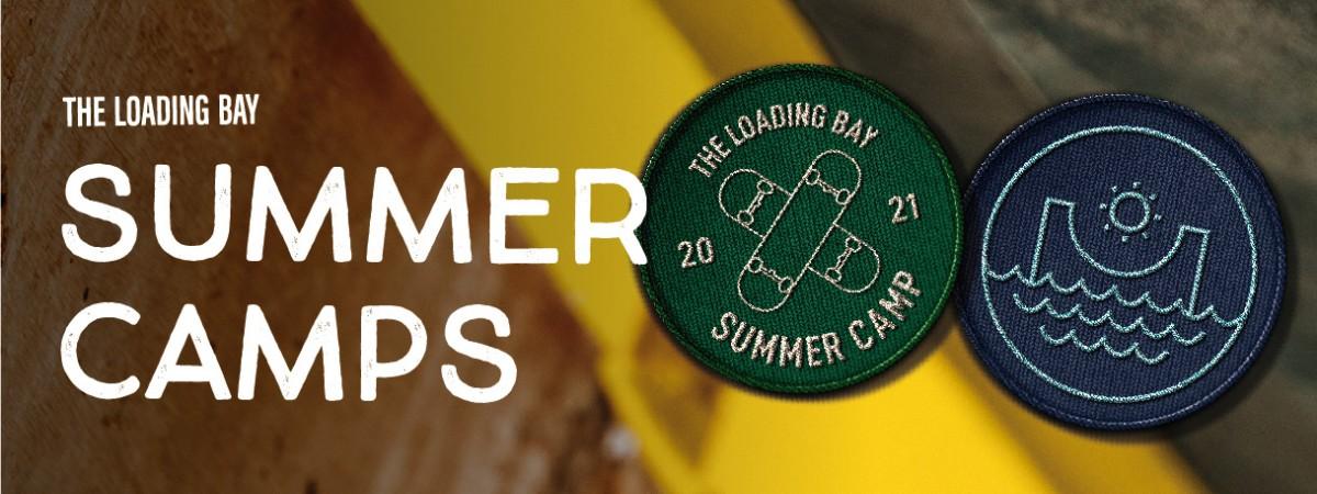 Summer camp at The Loading Bay at The Loading Bay Skatepark Glasgow