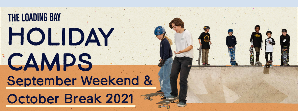 Holiday Camp at The Loading Bay at The Loading Bay Skatepark Glasgow